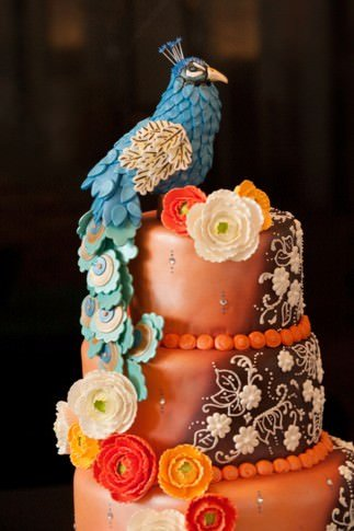 Ethnic Wedding Cake was Granny Schmidt 39s Cakes who traveled in from the