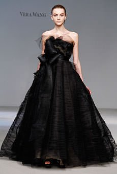 Wedding trends for 2012 the queen of hearts wedding for Peacock feather wedding dress vera wang 2009