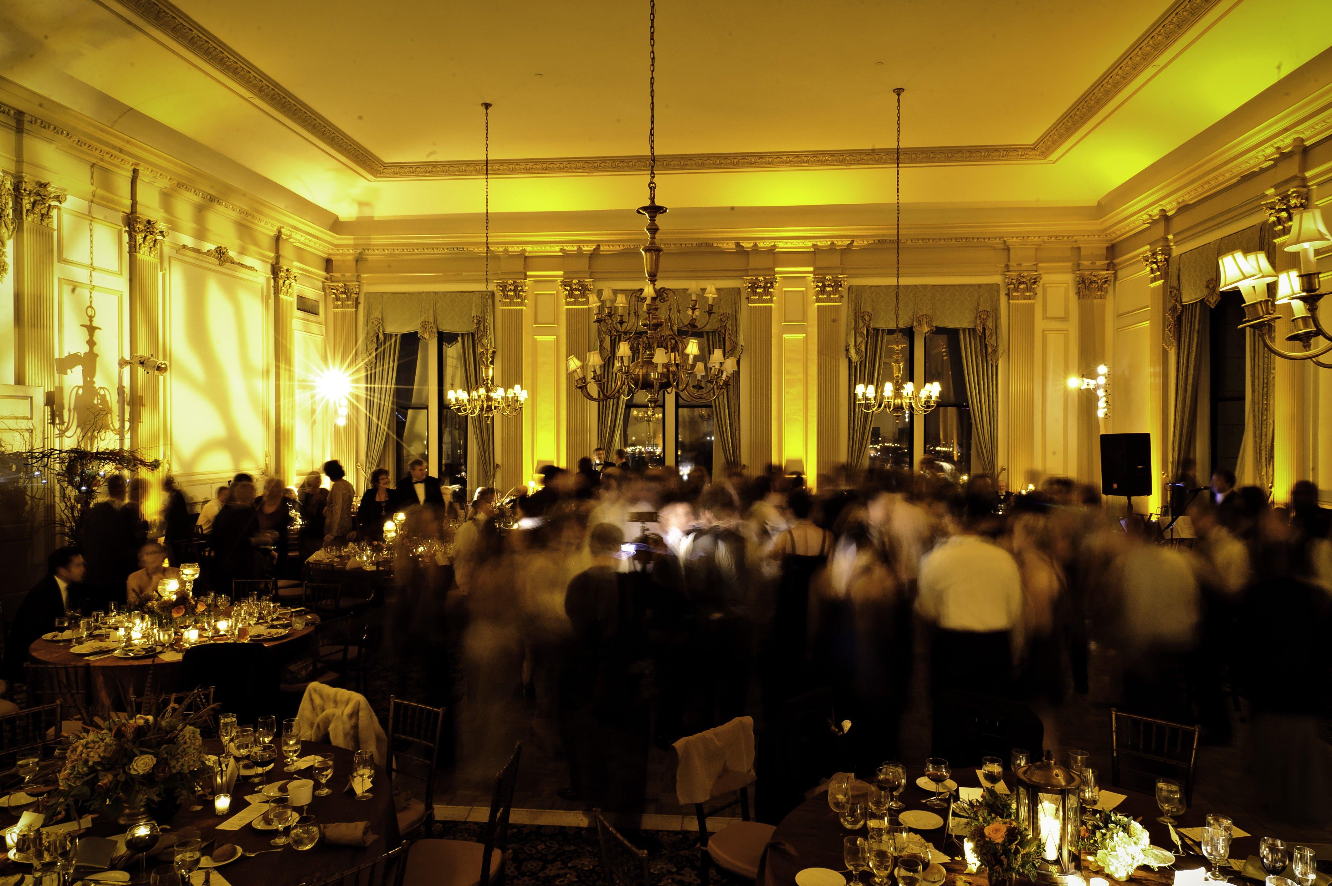 ruth ann michael a fall wedding at the downtown club