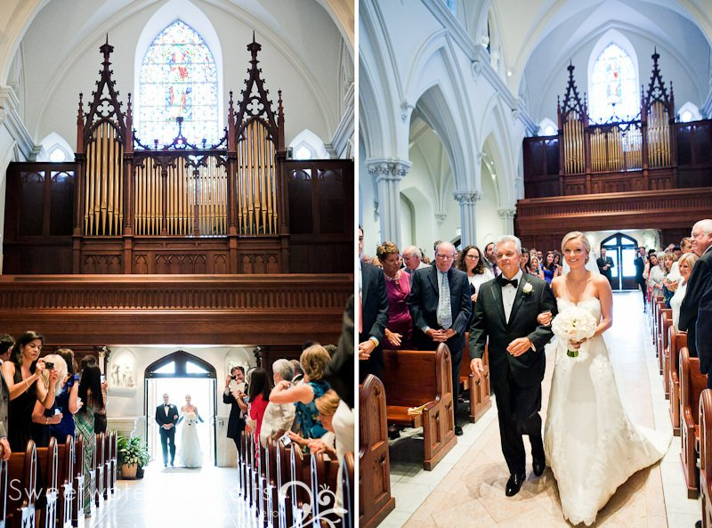 St. Thomas of Villanova Wedding